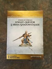 games workshop Stormcast Eternals Knight Questor Larissa Shadowstalker