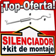 Silenciador Intermedio OPEL VECTRA C 2.2 HATCHBACK SEDAN 2002-2004 Escape TUN