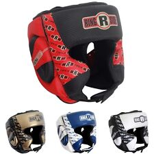 Ringside Apex APEXHG Boxing Kick KickBoxing Training Sparring Headgear Headgear