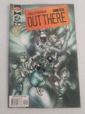Out There #12 August 2002 Cliffhanger DC Comics Augustyn Ramos Hope