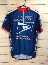 Nike Trek USPS US Postal Team Jersey Size Large US Postal Service Cycling