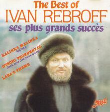 IVAN REBROFF - CD - The Best Of - ses plus grand succes