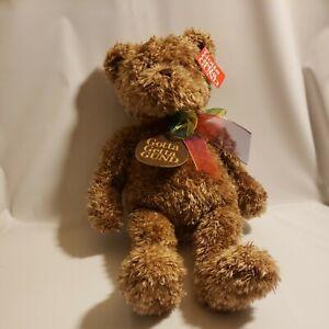 Gotta Getta Gund 4890 Bearessence Vintage 1999 Teddy Bear Plush Stuffed Animal