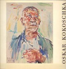 KOKOSCHKA Oskar, Hommage à Oskar Kokoschka 1886-1980