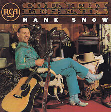 HANK SNOW - CD - RCA COUNTRY LEGENDS