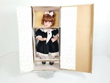 "Danbury Mint ""Lauren"" Porcelain Doll by Lauren Wakeen Exc Cond - See Pics!"