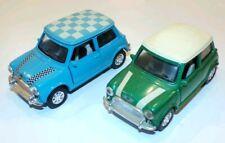 Cararama Modello di auto età Mini Cooper da 1969-1:43 NUOVO IN SCATOLA ORIGINALE