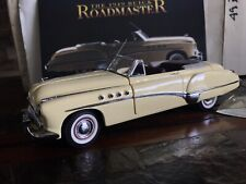 New ListingFranklin Mint 1949 Buick Roadmaster W/ Box & Paperwork - Kept In Box