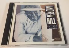 Andrew Hill - But Not Farewell (1991, CD) Very Good