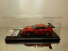 MISTRAL M016 FERRARI 575 GTC #9 -1st ESTORIL 2003 FIA-GT - RED 1:43 -MINT IN BOX
