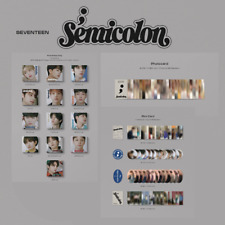 SEVENTEEN Semicolon Special Album [Photocard / Digi Pack Cover / Mini Card]
