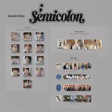 SEVENTEEN Semicolon Special Album [Photocard / Digi Pack Cover / Mini Card]