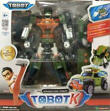 TOBOT ADVENTURE TAEKWON K TRANSFORMING ROBOT CAR TOY ACTION FIGURE YT01042