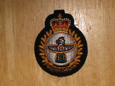 QC Canadian Cap Badge Provost Branch
