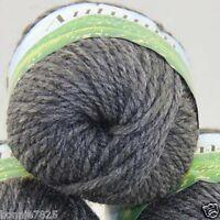 Sale New 1 Ball x 50gr Quick Hand Knitting Yarn Soft Worsted Wool Silk Velvet 08