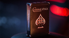Chrome Kings Limited Playing Cards (Players) by De'vo vom & Handlordz Deck Magic
