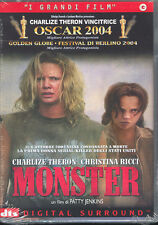 MONSTER - DVD (NUOVO SIGILLATO)