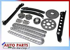 "TIMING CHAIN SET FORD F-250 F-350 F-450 F-550 SUPER DUTY SERIE F53 97-01 VIN ""S"""