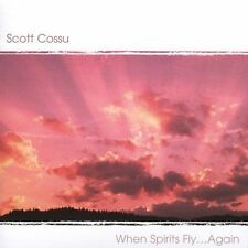 FREE US SHIP. on ANY 3+ CDs! USED,MINT CD Scott Cossu: When Spirits Fly Again