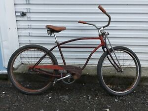 Vintage 1950 Schwinn Panther Men's Bicycle,