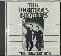 The Righteous Brothers - The Greatest Hits (CD, 1992) VERY GOOD