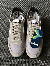 Diadora Koala Grey Sneakers Mens UK 12