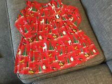 BNWT Girls Next Red Christmas dress age 3-4 Years