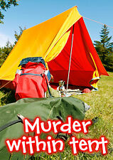Murder within Tent! - 6, 8, 10, 12  player games