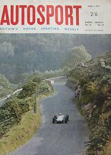 AUTOSPORT magazine 7/4/1967