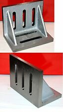 "SCT 6"" Angle Plate Webbed End For Milling Machine Lathe etc From Chronos"