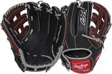 "Rawlings R9 Series 11.75"" Narrow Fit Pro H Baseball Glove RHT"