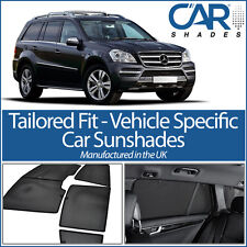 Mercedes GL Class 5dr 07-13 UV CAR SHADES WINDOW SUN BLINDS PRIVACY GLASS TINT