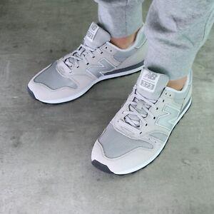 New Balance 373 Lifestyle Sneaker Freizeitschuhe Schuhe Herren Grau ML373CE2