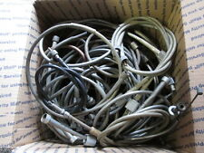 New Used Honda Yamaha Suzuki Kawasaki Japanese Motorcycle Cable & Cable Wire Lot
