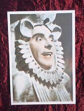 DE RESZKE POST CARD - FILM STAR- EDDIE CANTOR - #37 - UNPOSTED