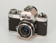 Zeiss Ikon Icarex 35 CS // Zeiss Color Pantar 2.8 50mm