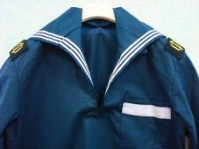 Russische Marineuniform Hemd Matrose Jacket Kriegsmarine Flotte UdSSR
