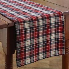 "Table Runner 36"" - Providence by Park Designs - USA America Patriotic"