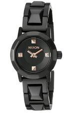 Nixon Women's A339957 Mini B SS All Black 22mm Watch A339-957