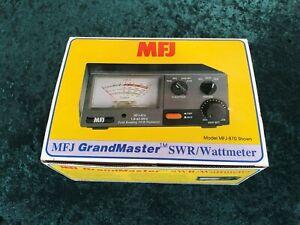 MFJ 870 1.6 - 60 MHz SWR & Wattmeter Range 1 - 3000 Watts