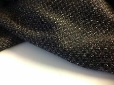 "NEW Multi Colour Wool Boucle Fabric 62"" Online Designer Winter Catwalk Image"