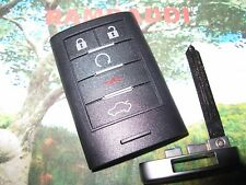 OEM Cadillac CTS STS Remote Smart Key Fob Transmitter w/ KEY New Case OEM Board
