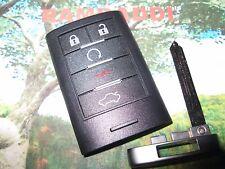 OEM Cadillac CTS STS Remote Smart Key Fob Transmitter w/ KEY New Case OEM Board