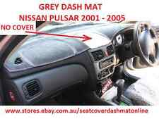 GREY DASH MAT, DASHMAT, DASHBOARD COVER FIT NISSAN PULSAR 2001 - 2005