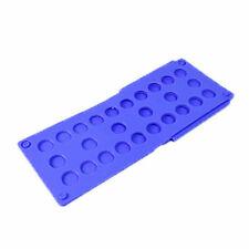 CHILDRENS T-SHIRT FOLDER IN BLUE PLASTIC