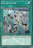 YU-GI-OH CARD: QUARANTINE - INOV-EN066 1ST EDITION