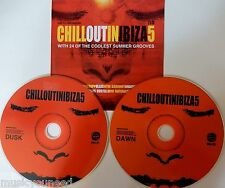 Chill Out in Ibiza 5 - Various Artists (2 CD's 2003) VG++ 9/10