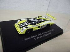 Spark 1:87 -Alpine Renault A442 #2 Winner Le Mans 1978 Pironi/Chaussaud - 87LM78