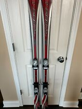 Rossignol Axium 90 Skis With Rossignol 60FD Bindings
