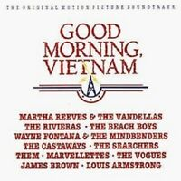 OST/BEACH BOYS/JAMES BROWN/+ - GOOD MORNING,VIETNAM;CD 12 TRACKS SOUNDTRACK NEU